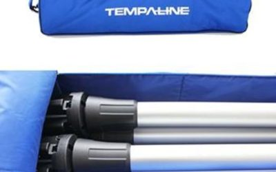 Personenleitsysteme mit Gurt 4 Stk. tempaline set mit Tasche
