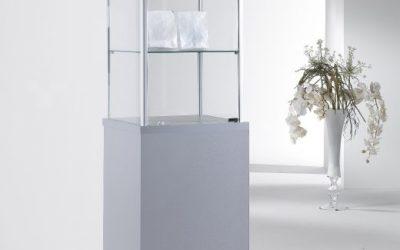 Shop Vitrine Tech 7/PL – silber