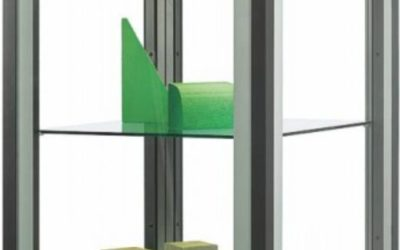 VITRUM BOULEVARD / Oberflächen in DB 703 grau