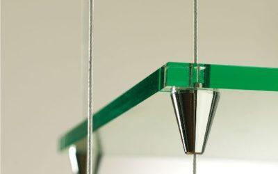 Stab- und Seilspannsysteme fly pyramid